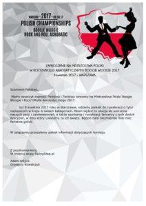 Mistrzostwa Polski Warszawa 2017-1