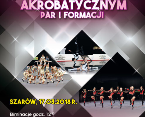 MISTRZOSTWA Polski Szaró Krakó 2018
