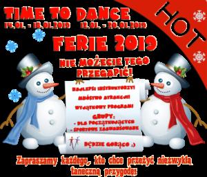 ferie 2018 Mega Dance