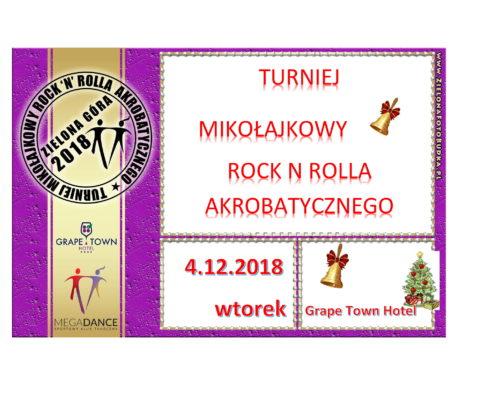Plakat Turniej Mikołajkowy-1