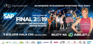 BANER NA ULICĘ zawody 2019 CRS SAP Finał