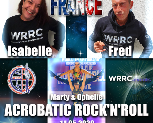 OPEN INTERCONTINENTAL TRAINING FRANCE WRRC3
