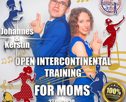 OPEN INTERCONTINENTAL TRAINING MOM GERMANY WRRC1