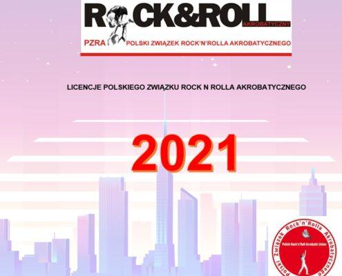 LICENCJE 2021